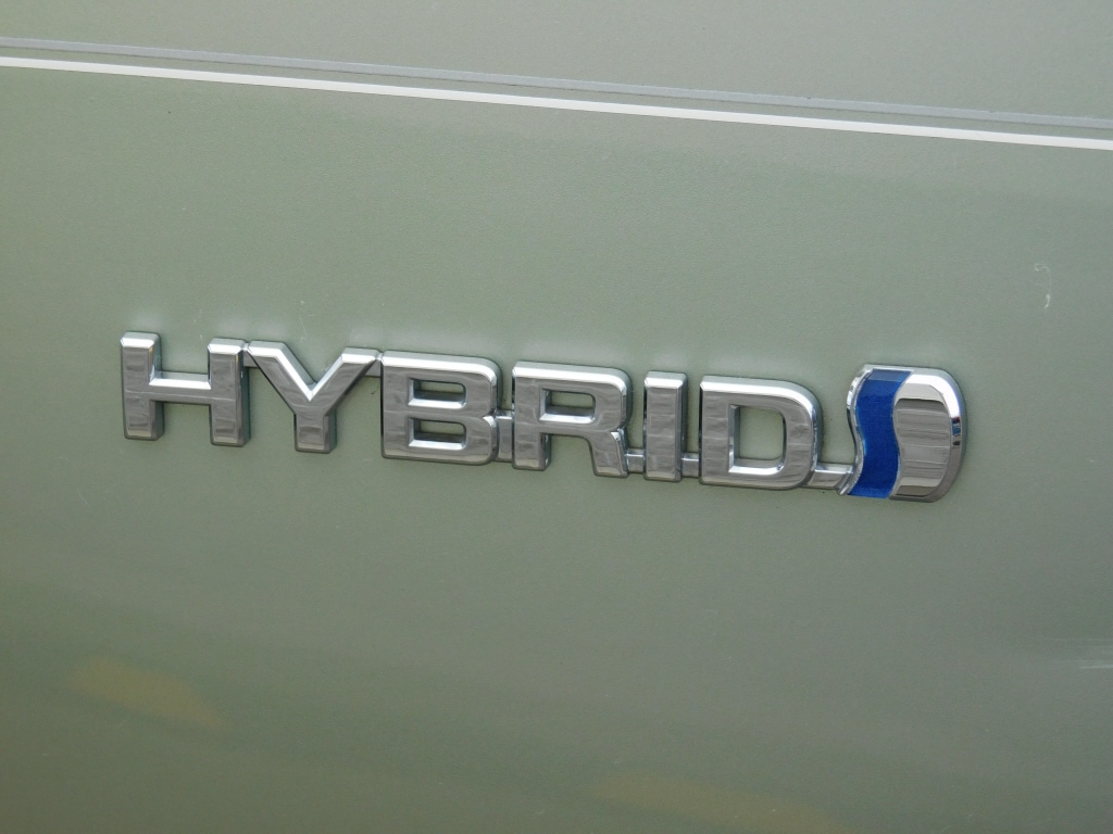 2009 Toyota Prius Hatchback