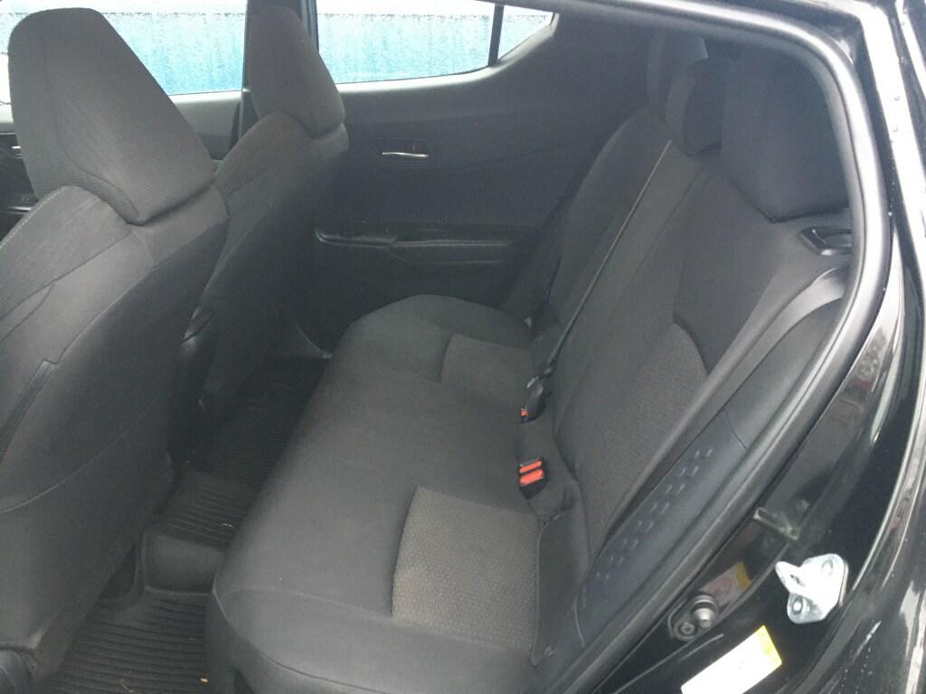 2018 Toyota C-HR Sport Utility