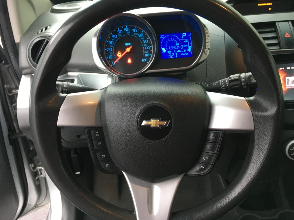 2013 Chevrolet Spark Hatchback