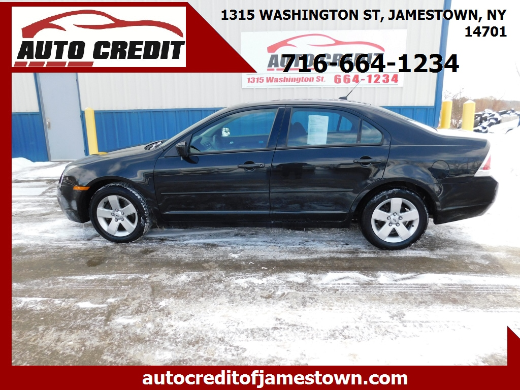 2009 Ford Fusion 4dr Car