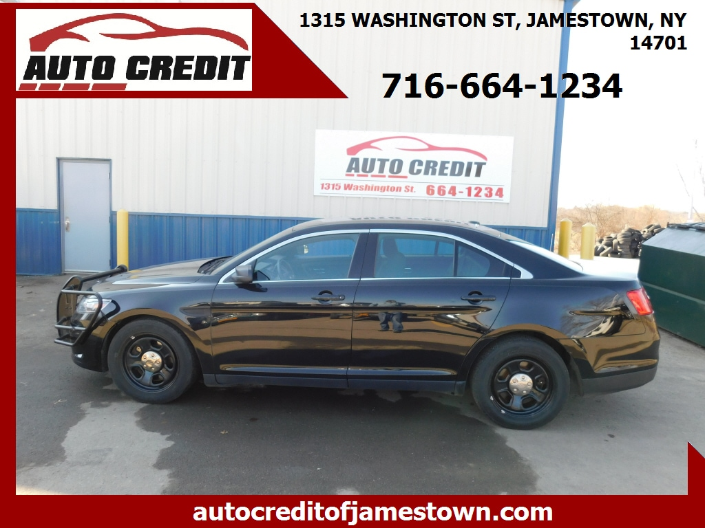 2016 Ford Sedan Police Interceptor 4dr Car