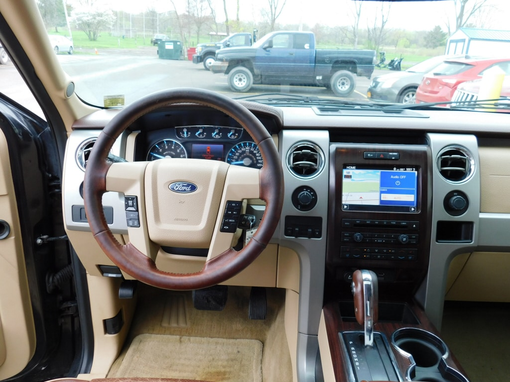 2012 Ford F-150 Short Bed
