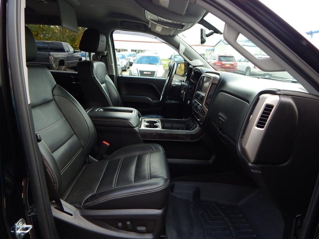 2015 GMC Sierra 2500HD Standard Bed