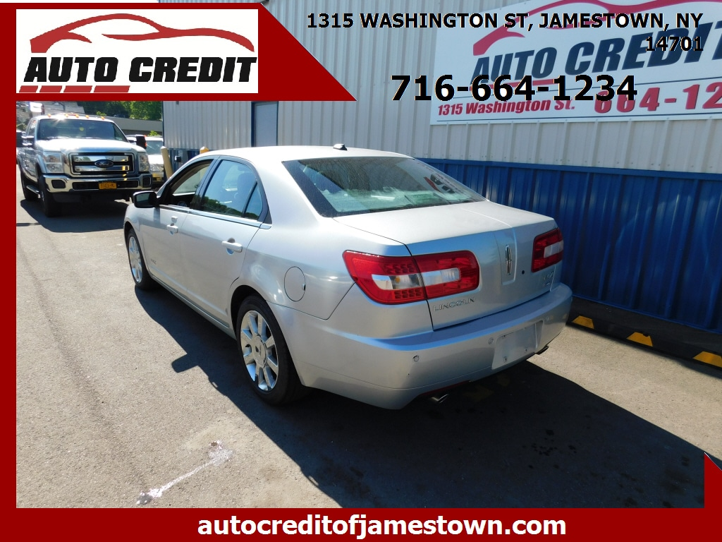 2009 Lincoln MKZ 4dr Car