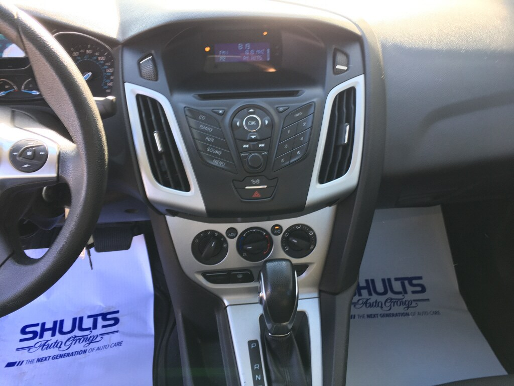 2012 Ford Focus 4dr Car