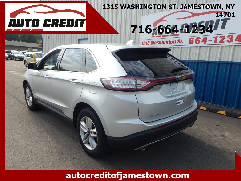 2016 Ford Edge Wagon 4 Dr.