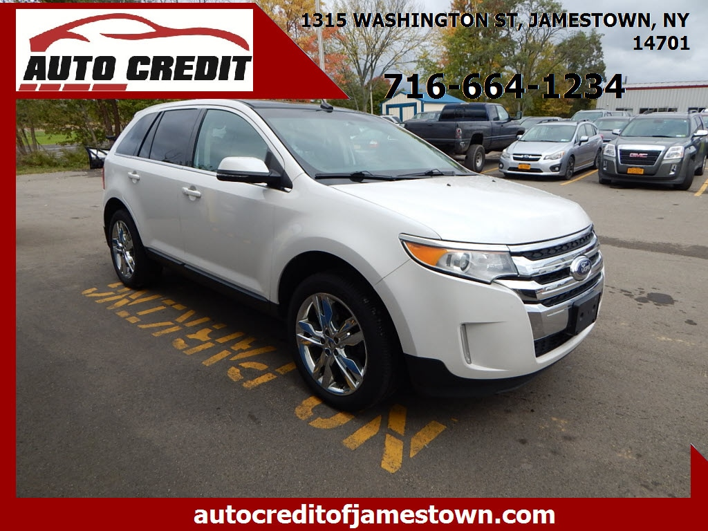 2014 Ford Edge Wagon 4 Dr.