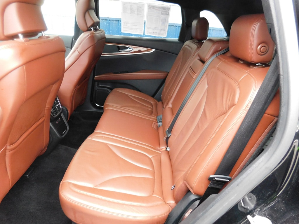 2016 Lincoln MKX Sport Utility