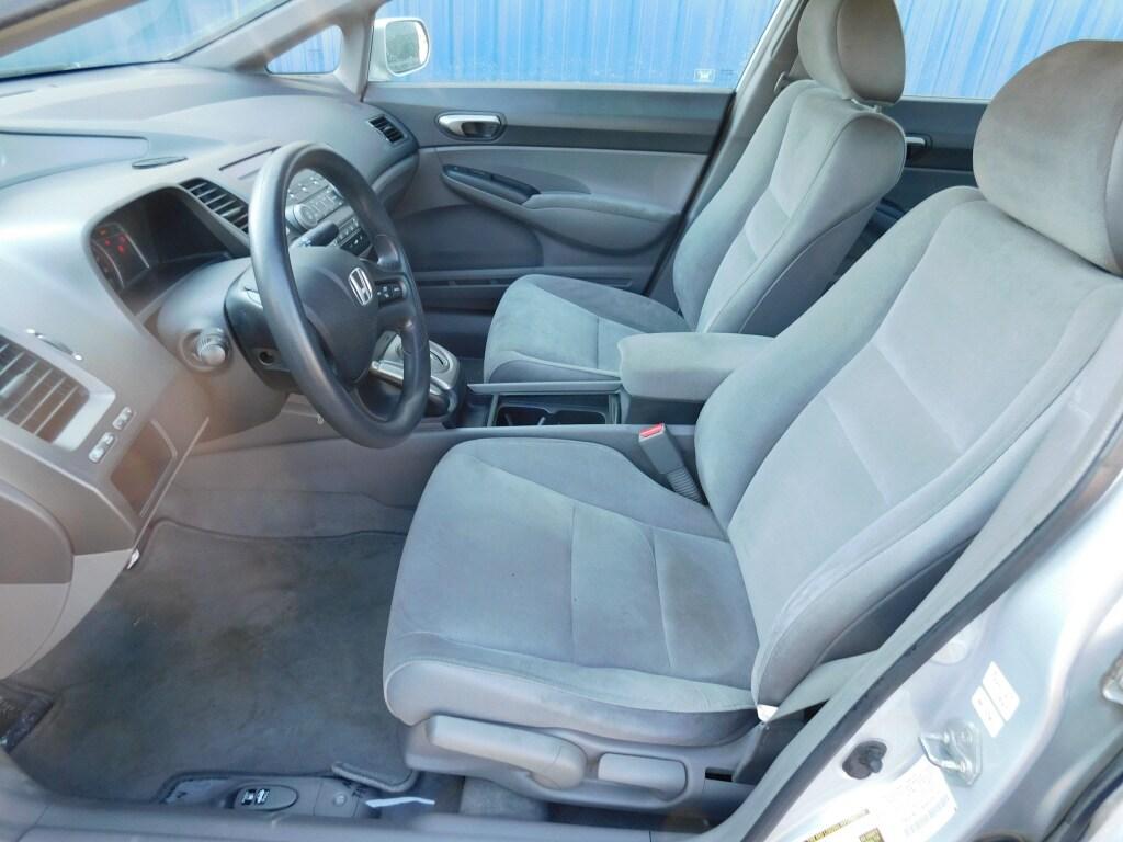 2008 Honda Civic 4dr Car