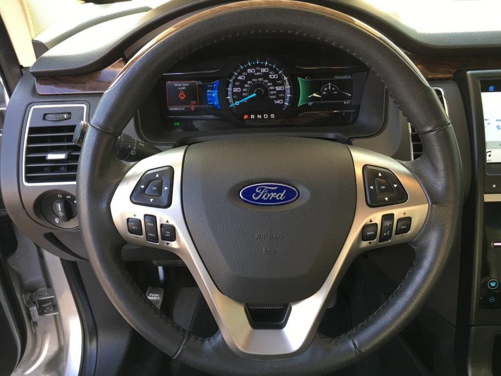 2018 Ford Flex Sport Utility