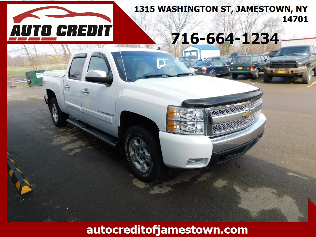 2008 Chevrolet Silverado 1500 Short Bed