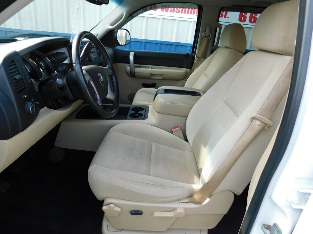 2008 Chevrolet Silverado 1500 Short Bed