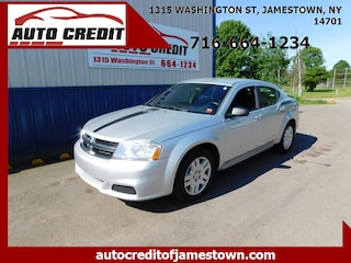 2011 Dodge Avenger Express Sedan