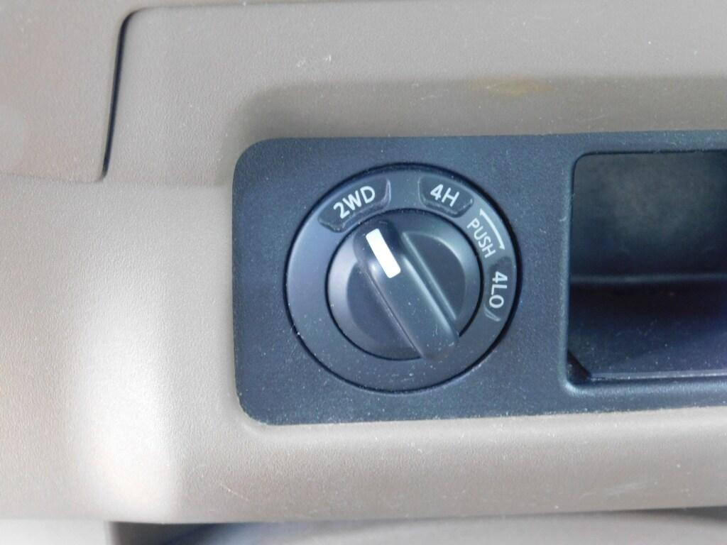 2007 Nissan Frontier Short Bed