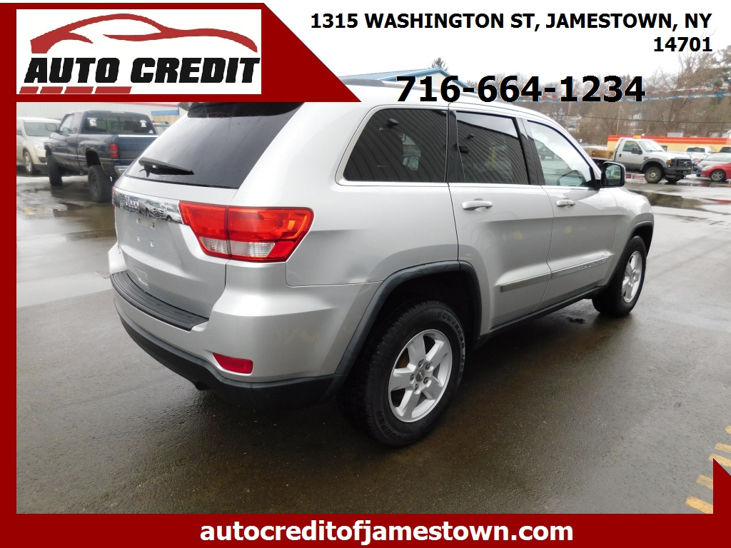 2012 Jeep Grand Cherokee Sport Utility