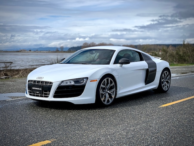 2010 Audi R8 5.2  R tronic Coupe