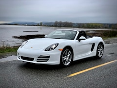 2014 Porsche Boxster LIKE NEW/PDK/LOADED WITH EXTRA OPTIONS Convertible