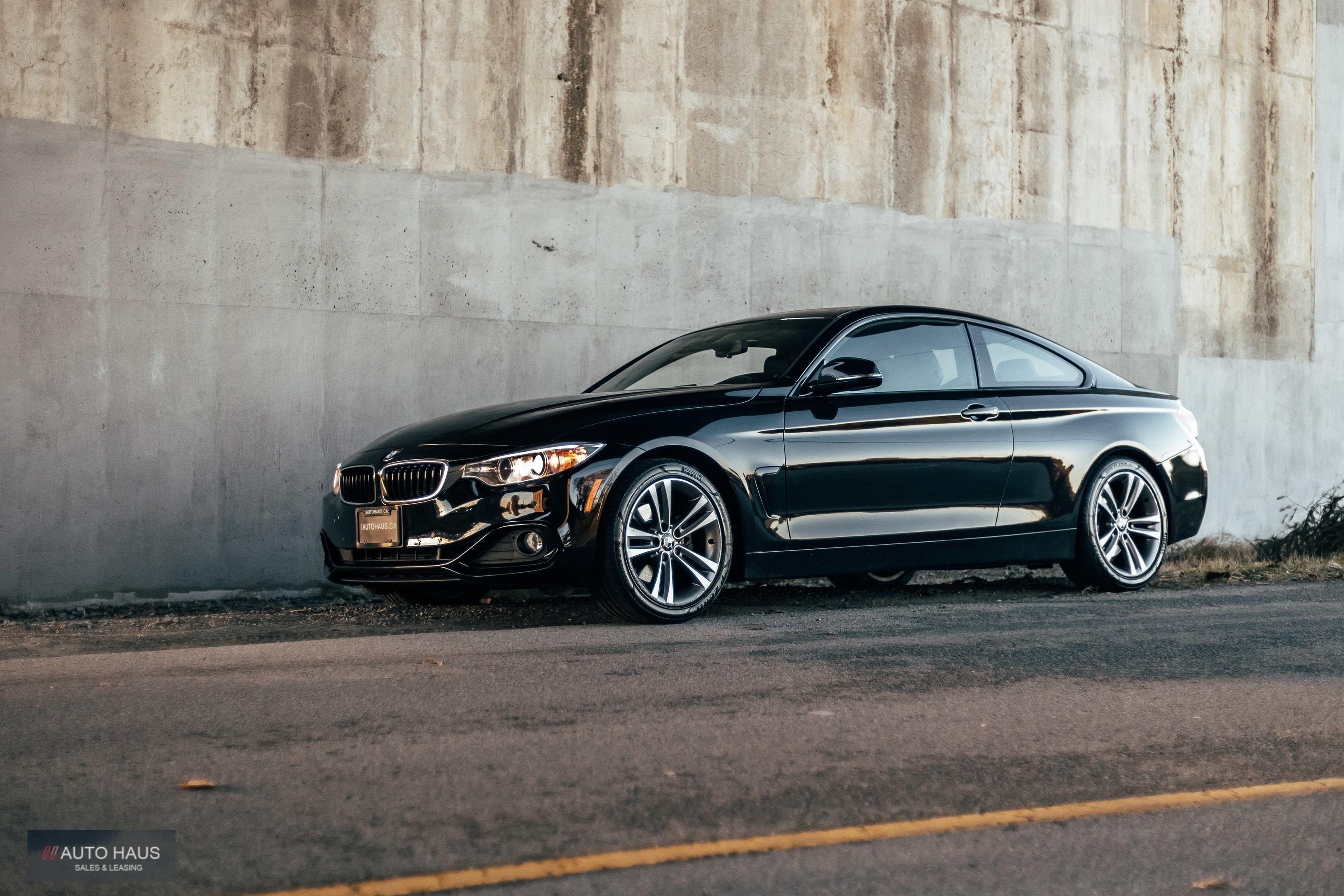 2014 BMW 428i NAV/SENSOR/LEATHER/ALLOYS/ALL POWER Coupe