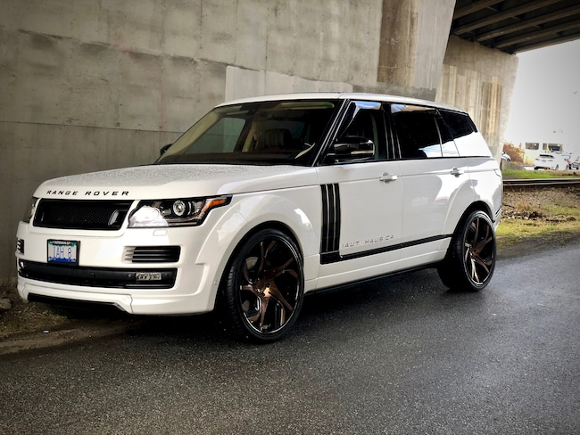 2015 Land Rover Range Rover Autobiography LWB/Khan Design body kits/PURLX19/ 2 SUV