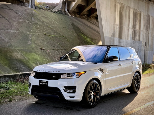 2016 Land Rover Range Rover Sport V8 Supercharged/ Lease/Finance available SUV