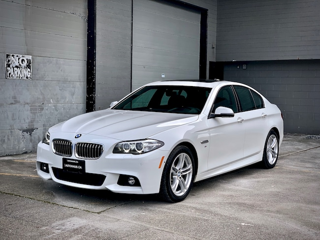 2014 BMW 528I XDRIVE M SPORT/PREM/EXECUTIVE/NAV/CAM Sedan