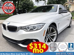 2015 BMW 4-Series 428I Sport Line Convertible