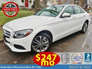 Used 2016 Mercedes-Benz C-Class C 300 Sedan For Sale Great Neck, NY