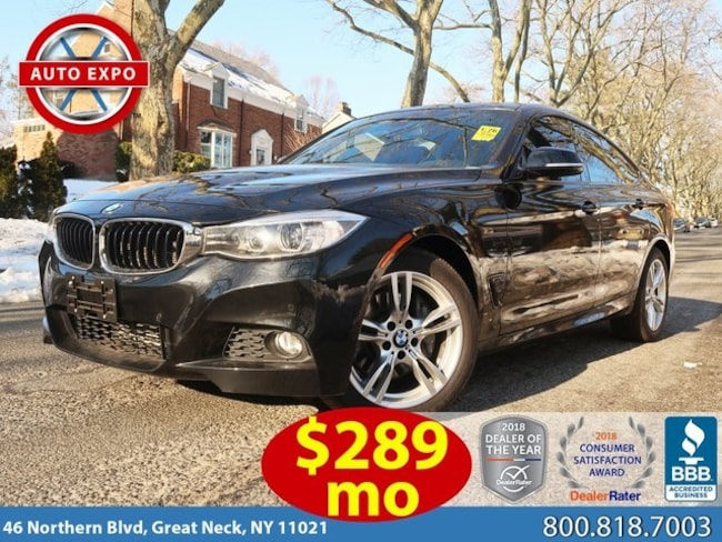 Used 2015 BMW 3 Series 335i Xdrive Gran Turismo Hatchback For Sale Great Neck, NY