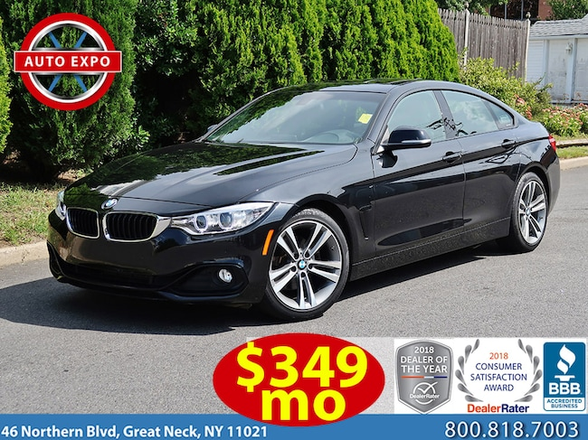 Used 2015 BMW 4 Series 428I Sport Hatchback For Sale Great Neck, NY