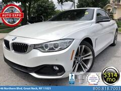 2015 BMW 4-Series 428I Sport Line Convertible