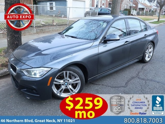 Used 2015 BMW 3 Series 328i Sedan For Sale Great Neck, NY