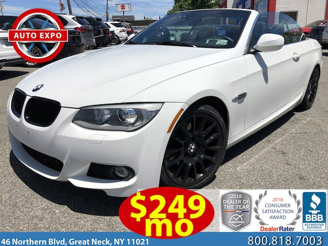 Used 2013 BMW 3 Series 328I M Sport Convertible For Sale Great Neck, NY