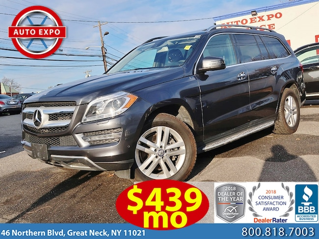 Used 2016 Mercedes-Benz GL-Class GL 450 SUV For Sale Great Neck, NY