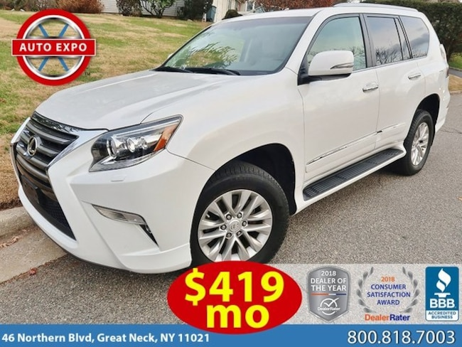 Used 2016 LEXUS GX 460 SUV For Sale Great Neck, NY
