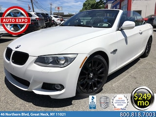 Used 2013 BMW 3-SERIES 328I M Sport Convertible For Sale Great Neck NY