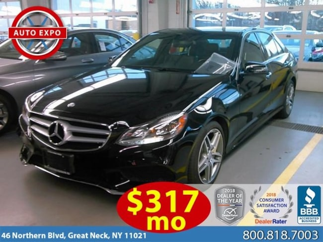 Used 2016 Mercedes-Benz E-Class E 350 Sedan For Sale Great Neck, NY