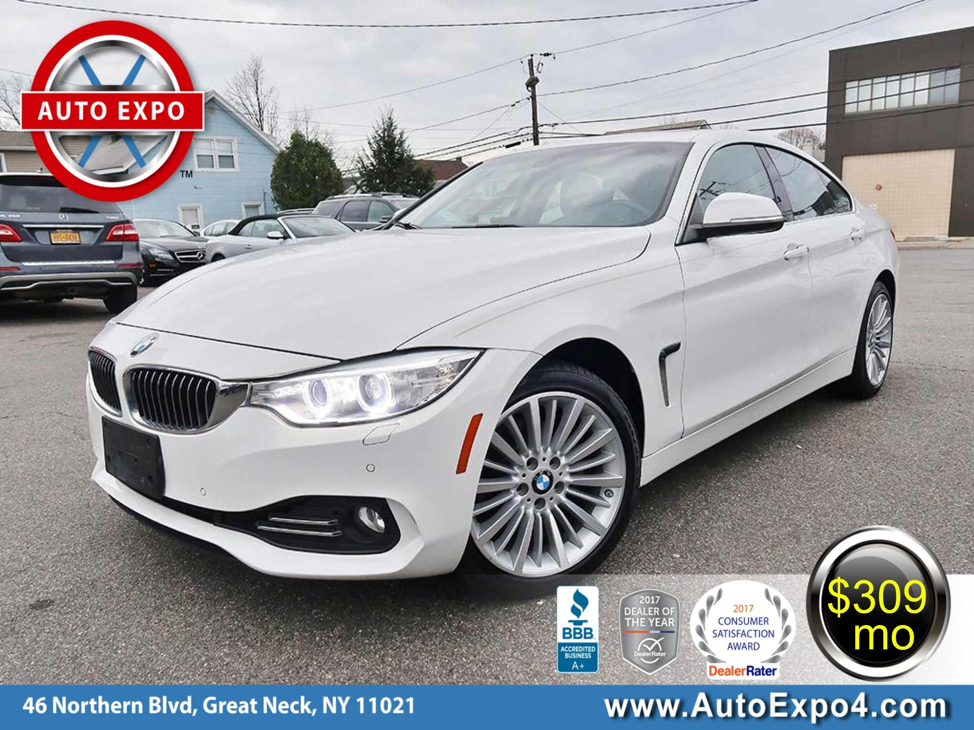 2015 BMW 4-Series 428i xDrive Gran Coupe