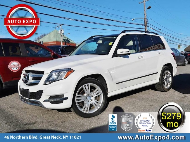 Used 2014 Mercedes-Benz GLK-Class GLK350 4MATIC SUV For Sale Great Neck, NY