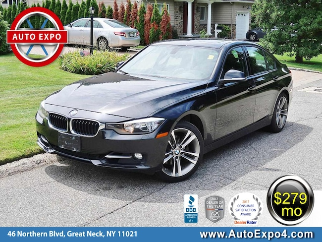 Used 2015 BMW 3-SERIES 328i XDrive Sedan For Sale Great Neck, NY