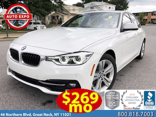 Used 2016 BMW 3-SERIES 328i Sport Line Sedan For Sale Great Neck NY