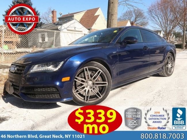 Used 2014 Audi S7 4.0T Prestige Hatchback For Sale Great Neck, NY