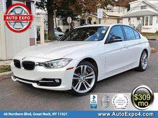 Used 2015 BMW 3-SERIES 328I XDrive Sedan For Sale Great Neck NY