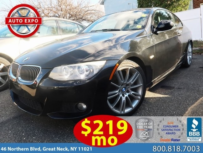 Used 2013 BMW 3 Series 335i Coupe For Sale Great Neck, NY