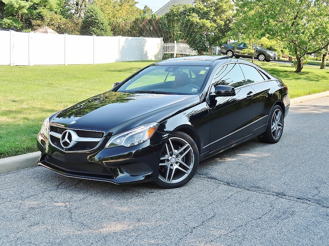 2015 Mercedes-Benz E-Class E 400 4Matic AMG Sport Package Coupe