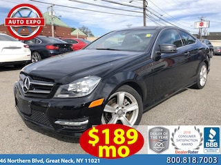 Used 2014 Mercedes-Benz C-Class C 250 Coupe For Sale Great Neck, NY