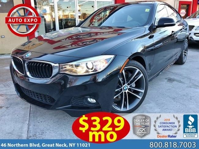 Used 2016 BMW 3 Series 335i Xdrive Gran Turismo Hatchback For Sale Great Neck, NY