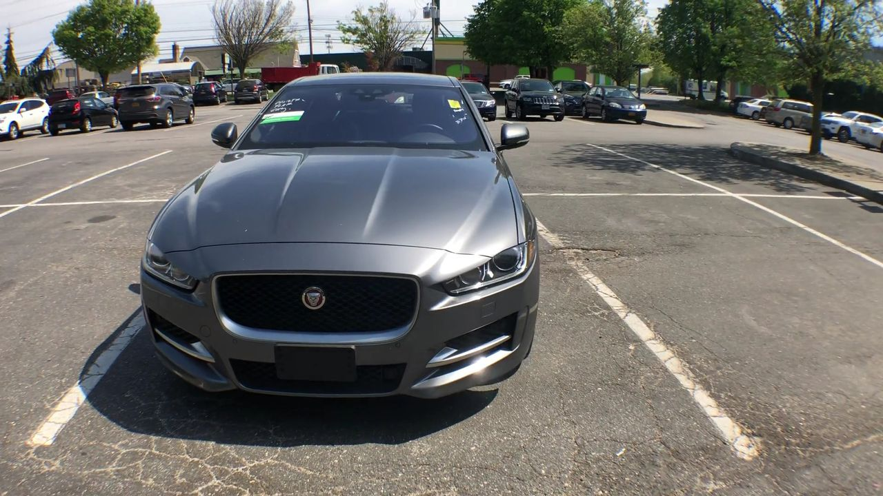 2017 Jaguar XE R Sport Sedan