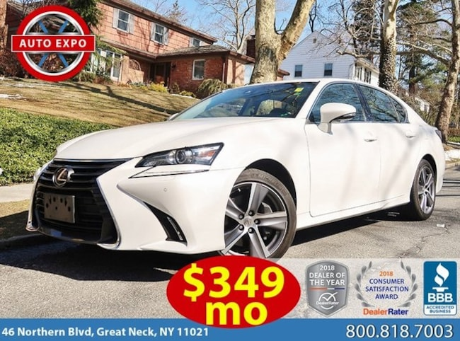 Used 2016 LEXUS GS 350 Sedan For Sale Great Neck, NY