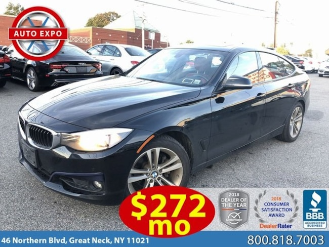 Used 2015 BMW 3 Series 328i xDrive Sport Line Hatchback For Sale Great Neck, NY