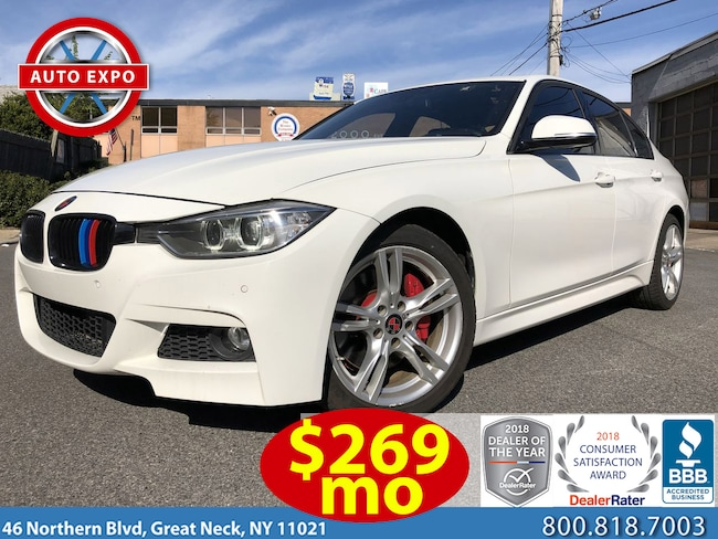 Used 2015 BMW 3 Series 328i xDrive M Sport Package Sedan For Sale Great Neck, NY